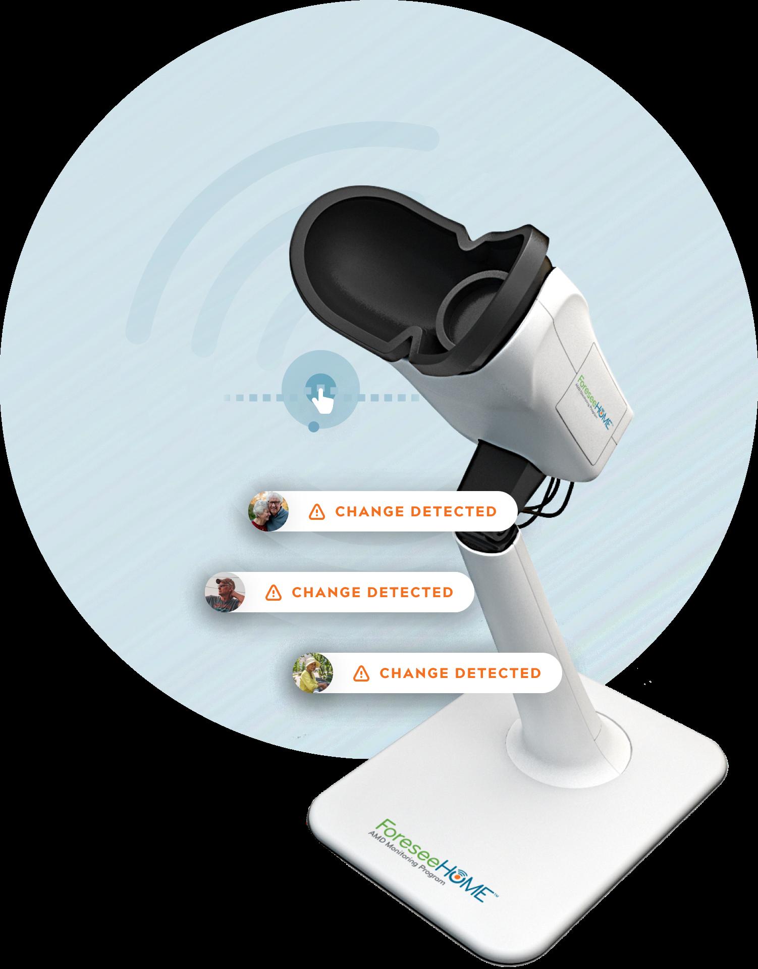 Device alerts radar mobile